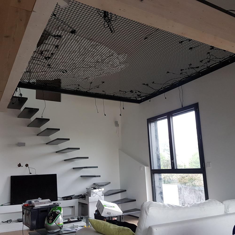 r alisations novasteel mezzanines terrasses ext rieur en m tal. Black Bedroom Furniture Sets. Home Design Ideas